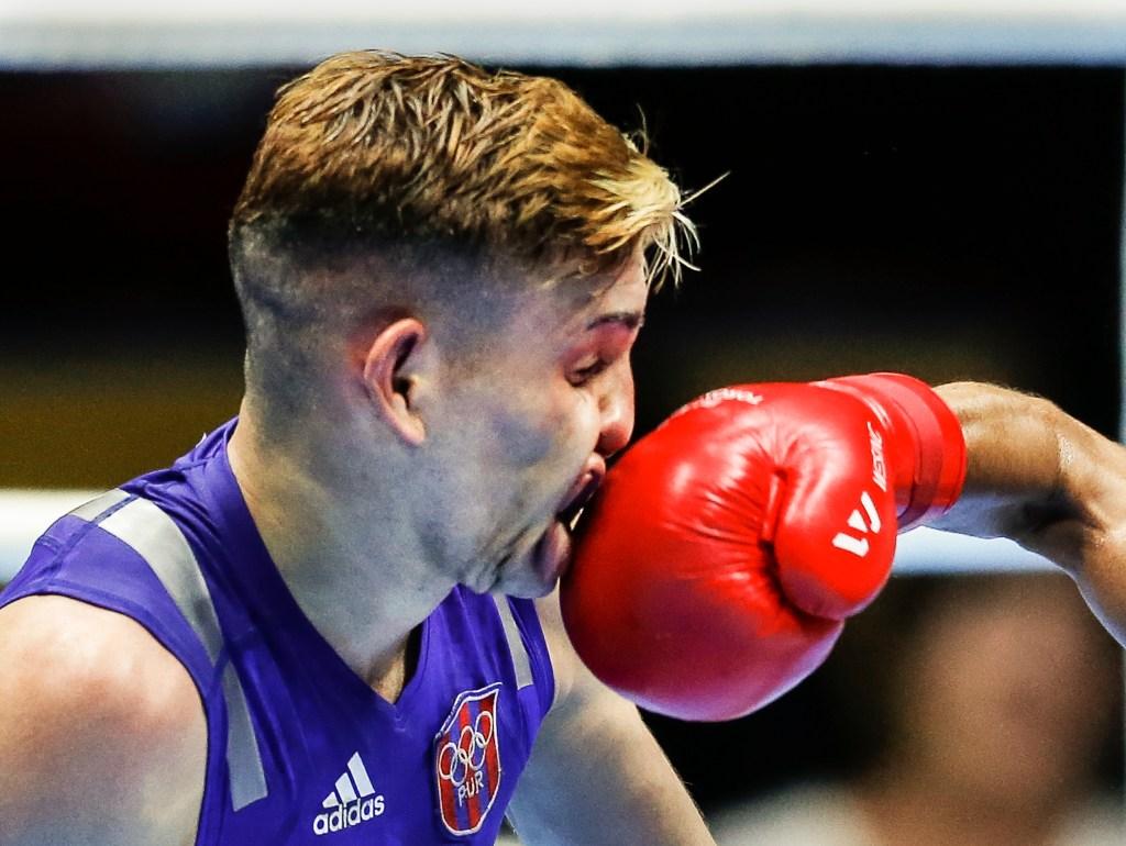 Pan American Games boxing
