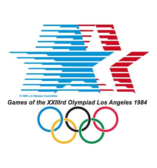 los-angeles-1984-logo