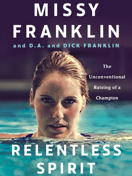 Missy Franklin book cover