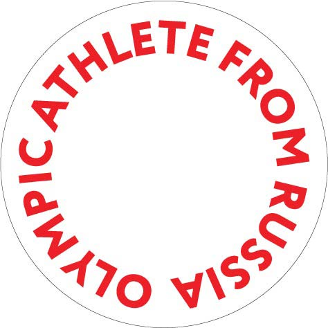 OAR Olympic Athlete Russia logo