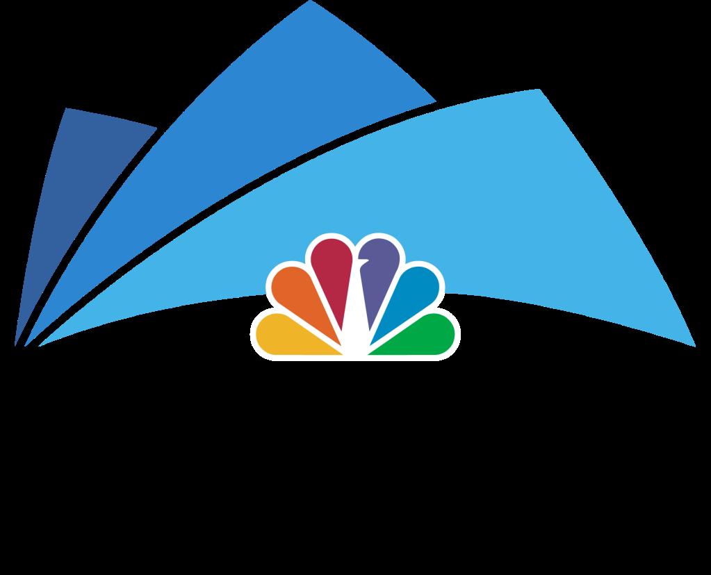 NBC Olympics PyeongChang 2018 logo