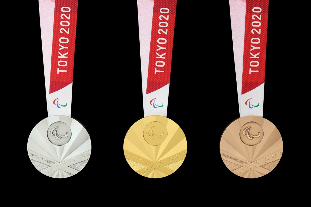 Tokyo Paralympic Medals