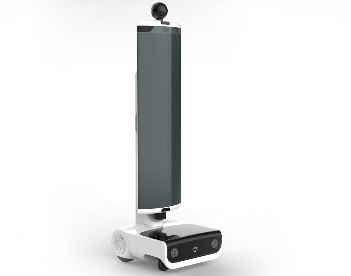 Virtual mobility/tele-presence robot