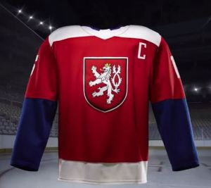 czech republic jersey