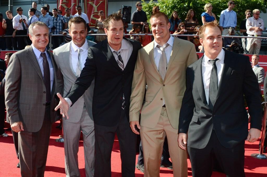 The 2012 ESPY Awards - Arrivals
