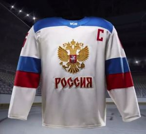 russia jersey
