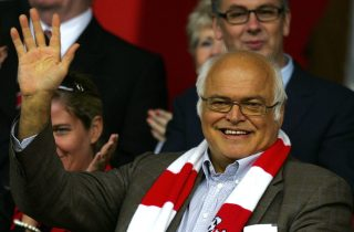 Saints were rescued in 2009 by German billionaire Markus Liebherr. Cortese was his right hand man and controlled the running of the club. Sadly Mr. Liebherr died in 2010, leaving the club in his daughter's hands.