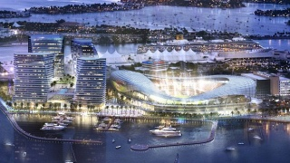 Beckham's plans for an MLS stadium in downtown Miami had to be shelved.