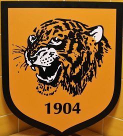 New Hull City Club Crest