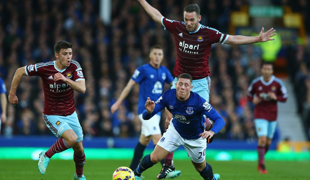 Everton v West Ham United - Premier League