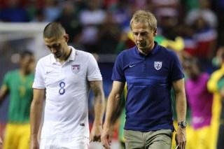 Clint Dempsey & Jurgen Klinsmann, USMNT — 2015 CONCACAF Gold Cup