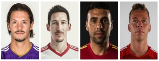 MLS Midfielders