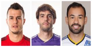 MLS Midfielders
