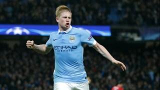 Kevin De Bruyne, Manchester City FC