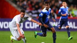 Gedion Zelalem, USMNT U-23s