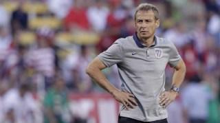 Jurgen Klinsmann, USMNT