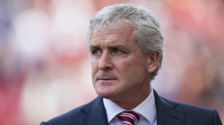 Mark Hughes, Stoke City FC