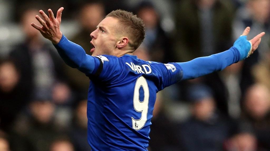 Jamie Vardy, Leicester City FC