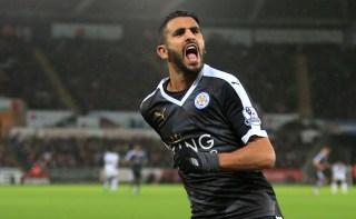 Riyad Mahrez, Leicester City FC
