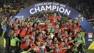 Mexico, CONCACAF Cup 2015