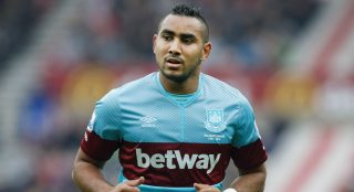 SUNDERLAND,UNITED KINGDOM - OCTOBER 3: Dimitri Payet of West Ham United during the Barclays Premier League match between Sunderland and West Ham United at the Stadium of Light on October 3, 2015 in Sunderland United Kingdom ,(Photo by Steve Welsh/Getty Images)