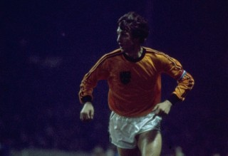 Johan Cruyff of Holland