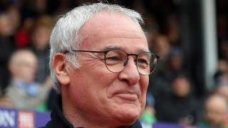 LONDON, ENGLAND - MARCH 19: Claudio Ranieri Manager of Leicester City looks on prior to the Barclays Premier League match between Crystal Palace and Leicester City at Selhurst Park on March 19, 2016 in London, United Kingdom. (Photo by Michael Regan/Getty Images)