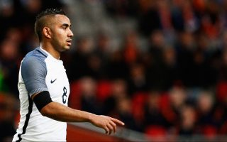 AMSTERDAM, NETHERLANDS - MARCH 25:  Dimitri Payet of France in action during the International Friendly match between Netherlands and France at Amsterdam Arena on March 25, 2016 in Amsterdam, Netherlands.  (Photo by Dean Mouhtaropoulos/Getty Images)