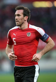 Christian Fuchs has 75 caps for Austria (Photo: Getty Images)