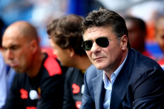 LONDON, ENGLAND - JULY 30: Watford manager Walter Mazarri during the Pre-Season friendly match between Queens Park Rangers and Watford at Loftus Road on July 30, 2016 in London, England. (Photo by Charlie Crowhurst/Getty Images)