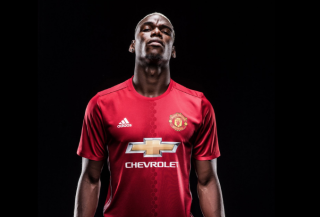 Paul Pogba, Manchester United (Photo credit: Manchester United / Twitter: @ManUtd)