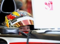 F1 Young Driver Tests - Silverstone: Day Two