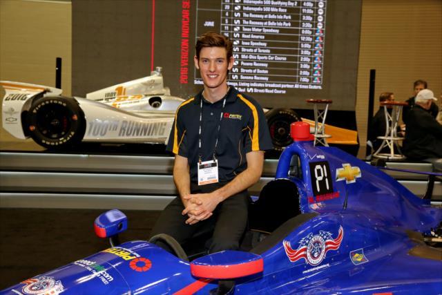 Brabham in PIRTEK Team Murray car. Photo: INDYCAR