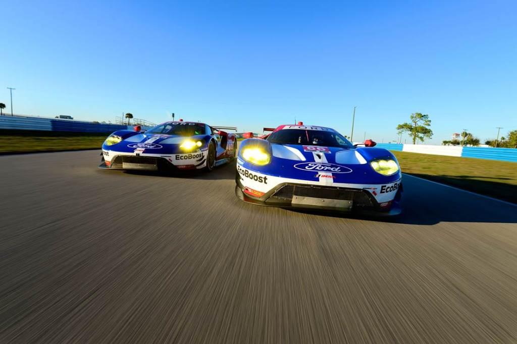 Ford GT Sebring test 5