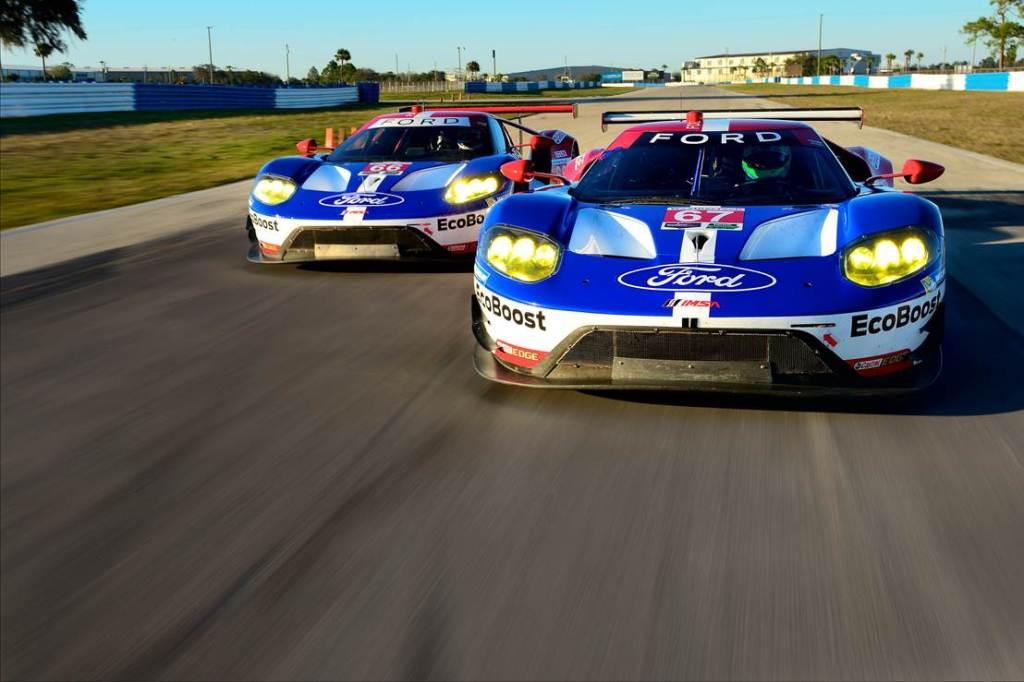 Ford GT_Sebring test 2