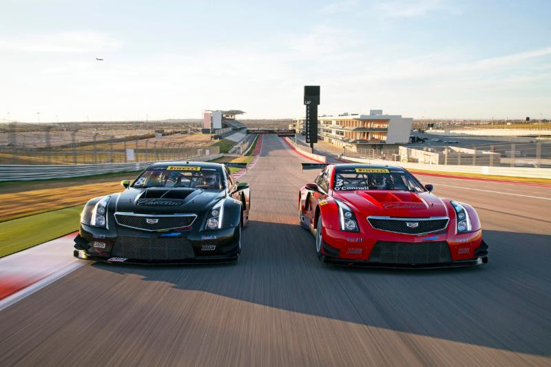Photo: Cadillac Racing