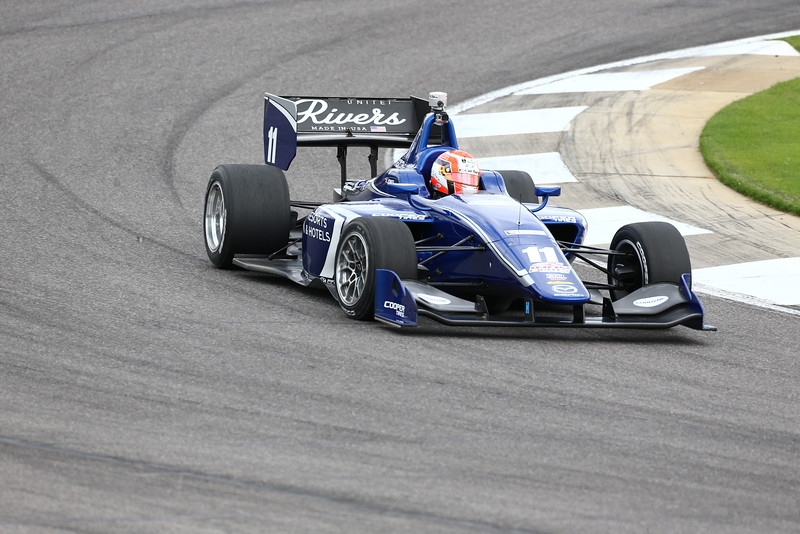 Jones. Photo: Indianapolis Motor Speedway, LLC Photography