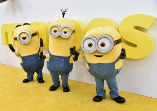 "LOS ANGELES, CA - JUNE 27: A general view is shown at the premiere of Universal Pictures and Illumination Entertainment's ""Minions"" at the Shrine Auditorium on June 27, 2015 in Los Angeles, California. (Photo by Kevin Winter/Getty Images)"