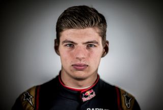 Verstappen's 2016 portrait. (Photo by Mark Thompson/Getty Images)