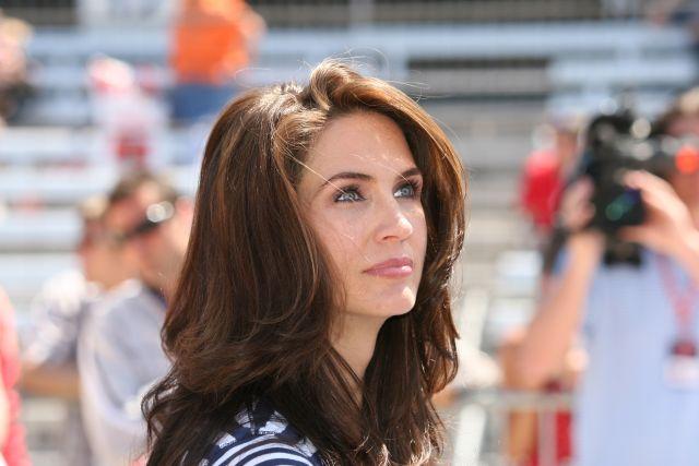 Kara Lazier. Photo: IndyCar