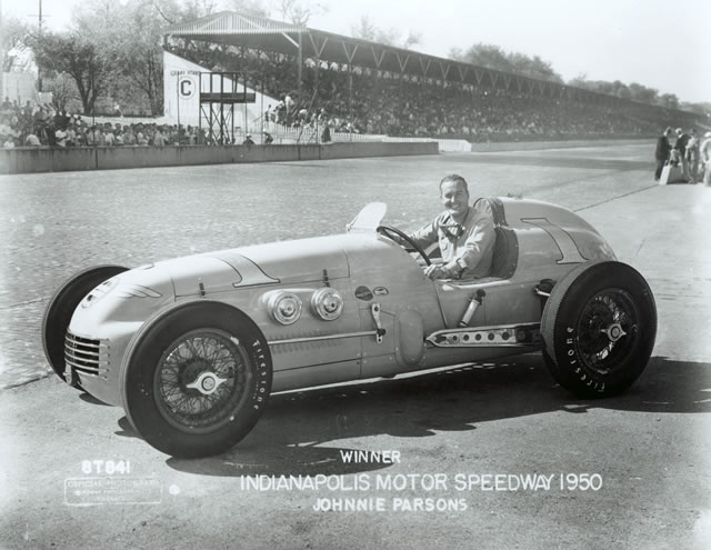 Photo: IMS Archives