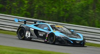 Austin Cindric at Lime Rock on May 25.