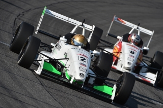 The Cape twins, Thompson and Martin. Photo: Indianapolis Motor Speedway, LLC Photography
