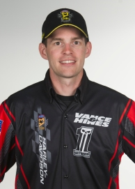 Andrew Hines won Pro Stock Motorcycle Sunday at Joliet, Illinois.