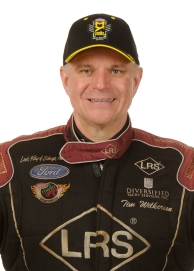NHRA Funny Car driver Tim Wilkerson