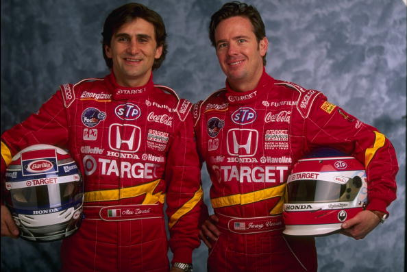 Zanarid and Vasser in 1998.