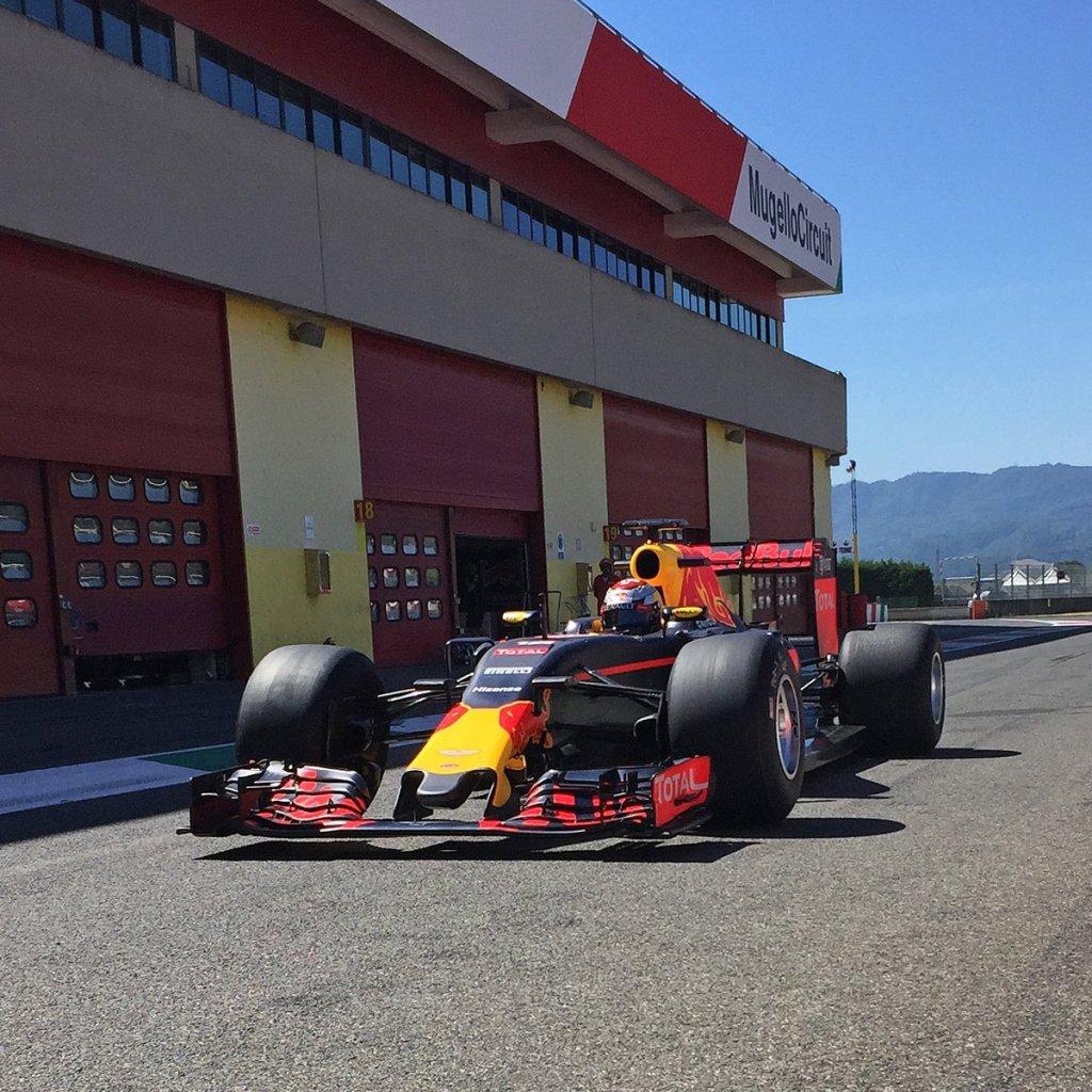 © Red Bull Racing