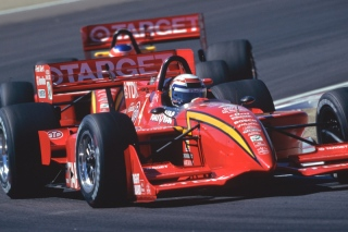 Zanardi and Vasser. Photo courtesy Chip Ganassi Racing