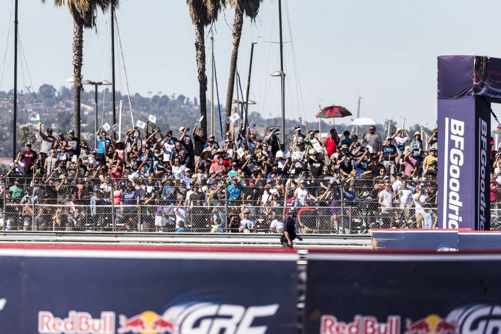 Crowd. Photo: Chris Tedesco/Red Bull Content Pool