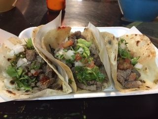 The mole and the tacos were freaking amazing. Photos: Tony DiZinno